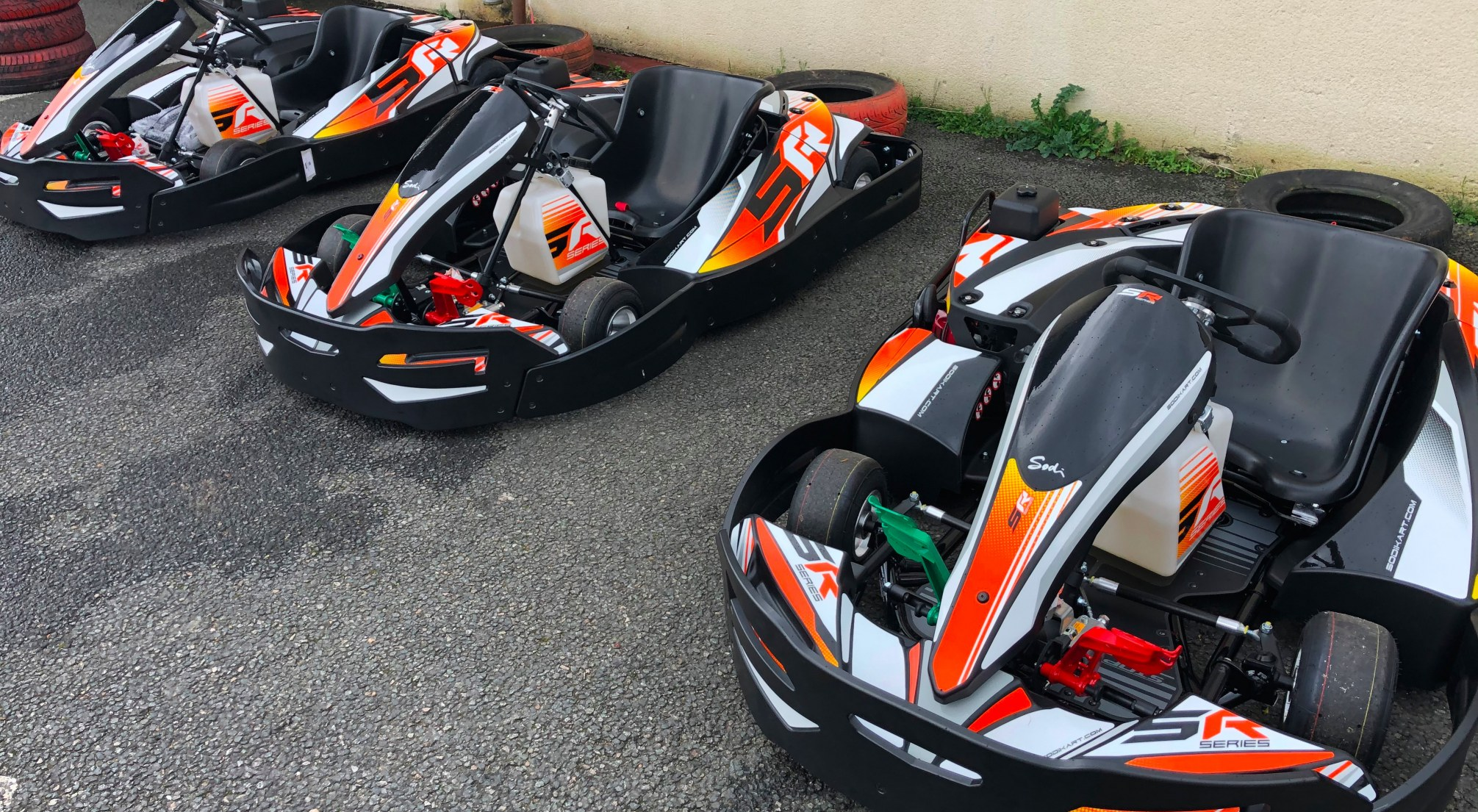 KARTING CENTER TOURS - NEWS GOKART