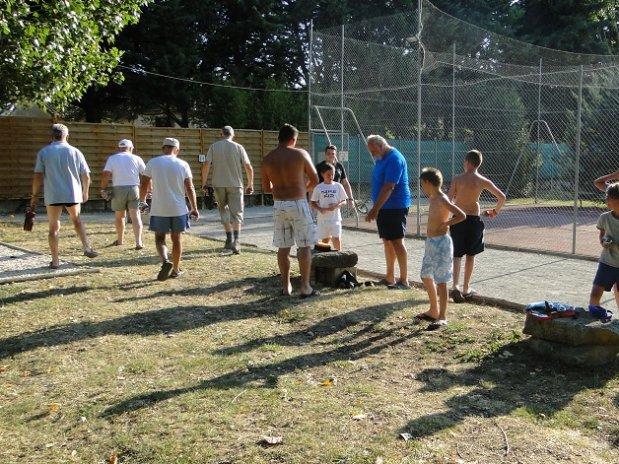 Camping l 39 olivier au coeur du gard camping familial for Camping pont du gard avec piscine