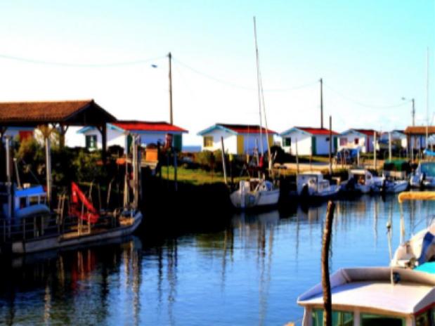 port ostréicole cabanes