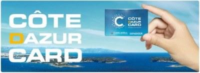 La Côte d'Azur Card