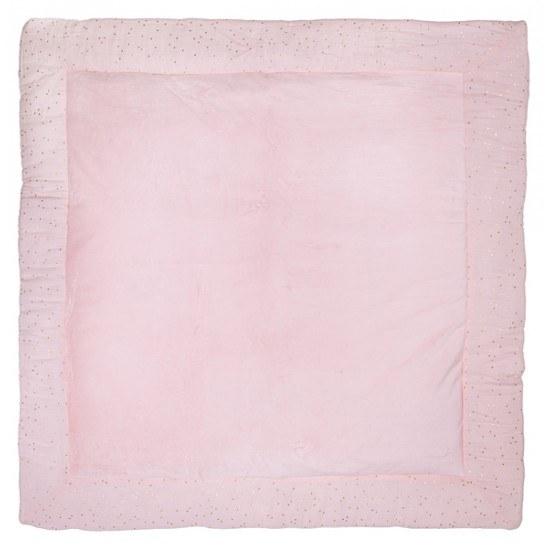 tapis-de-jeu-reversible-fond-de-parc-girly-chic-rose-blush-pois-or-bbco