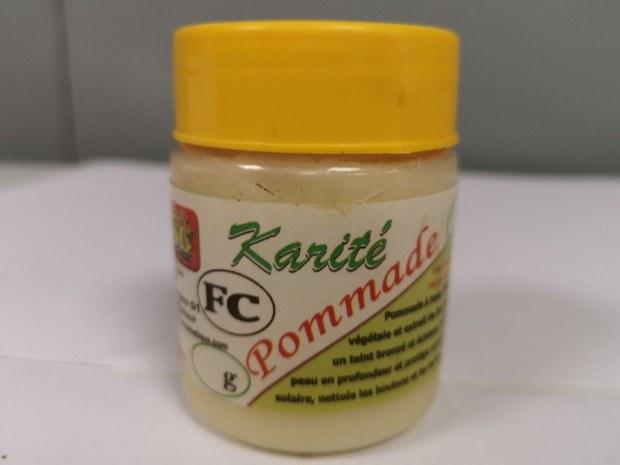 Karité pommade (banane)