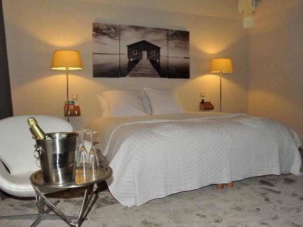 Chambre Double de la Tour Maison Hôtes Luxe Loire