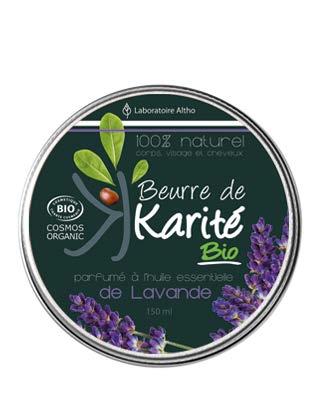 beurre de karité lavande - Les Trésors de Valérie - Frauenberg - Moselle