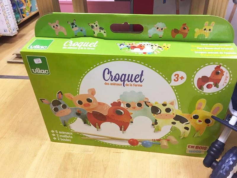 Vilac, une gamme de jouets uniques pour votre enfant