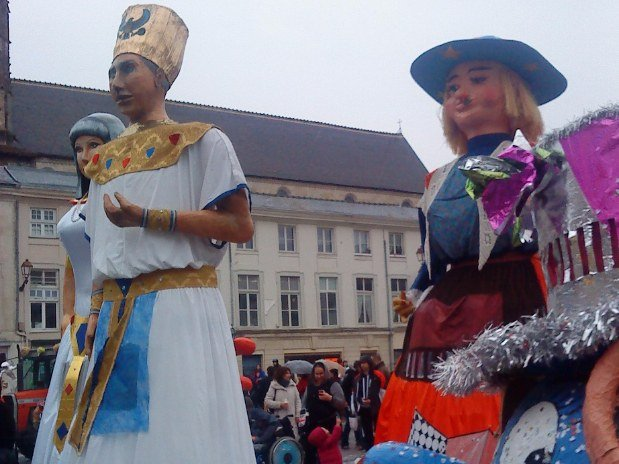 carnaval place Foch