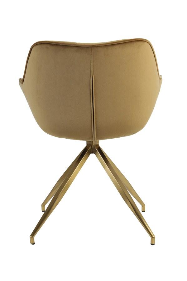 chaise jaimy caramel 3