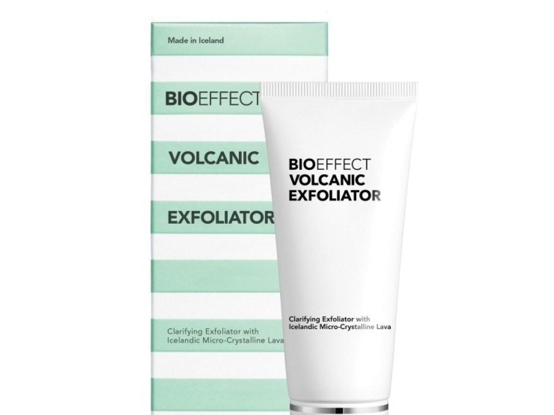 Exfoliant volcanique