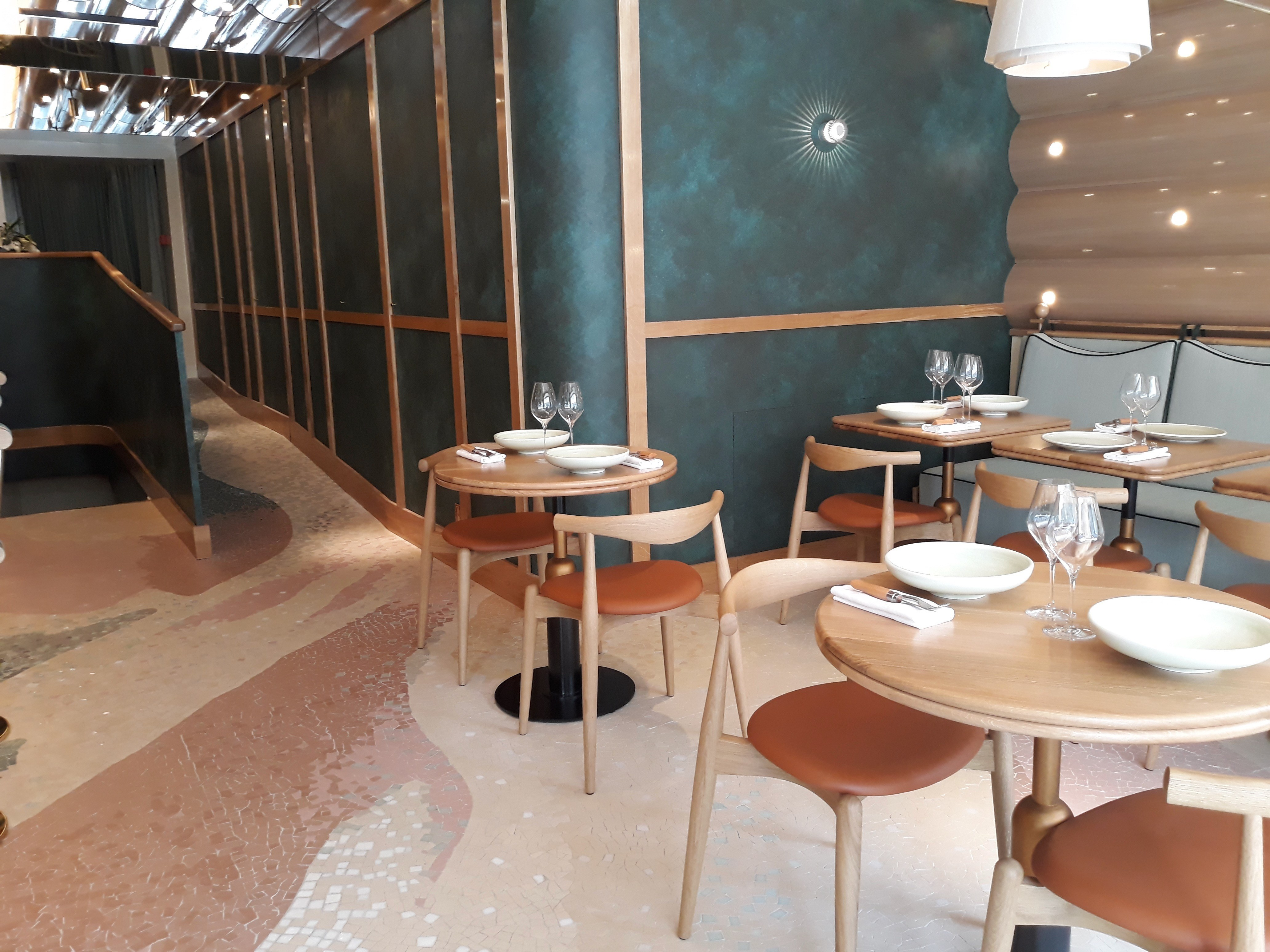 Restaurant La Scène