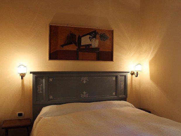 Rifugio di Silla Castello Santa Margherita Cori Camera da letto