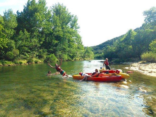 Canoe Rapido Hauts ISsensac