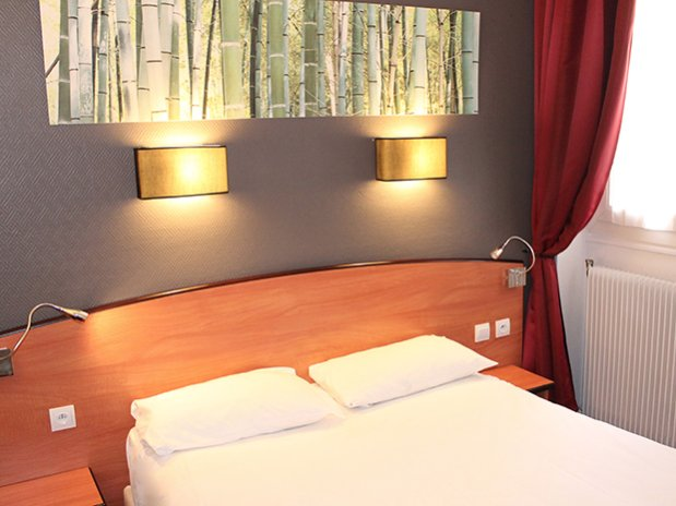 hôtel paris 13 - hotel kyriad - gobelins - place d'italie