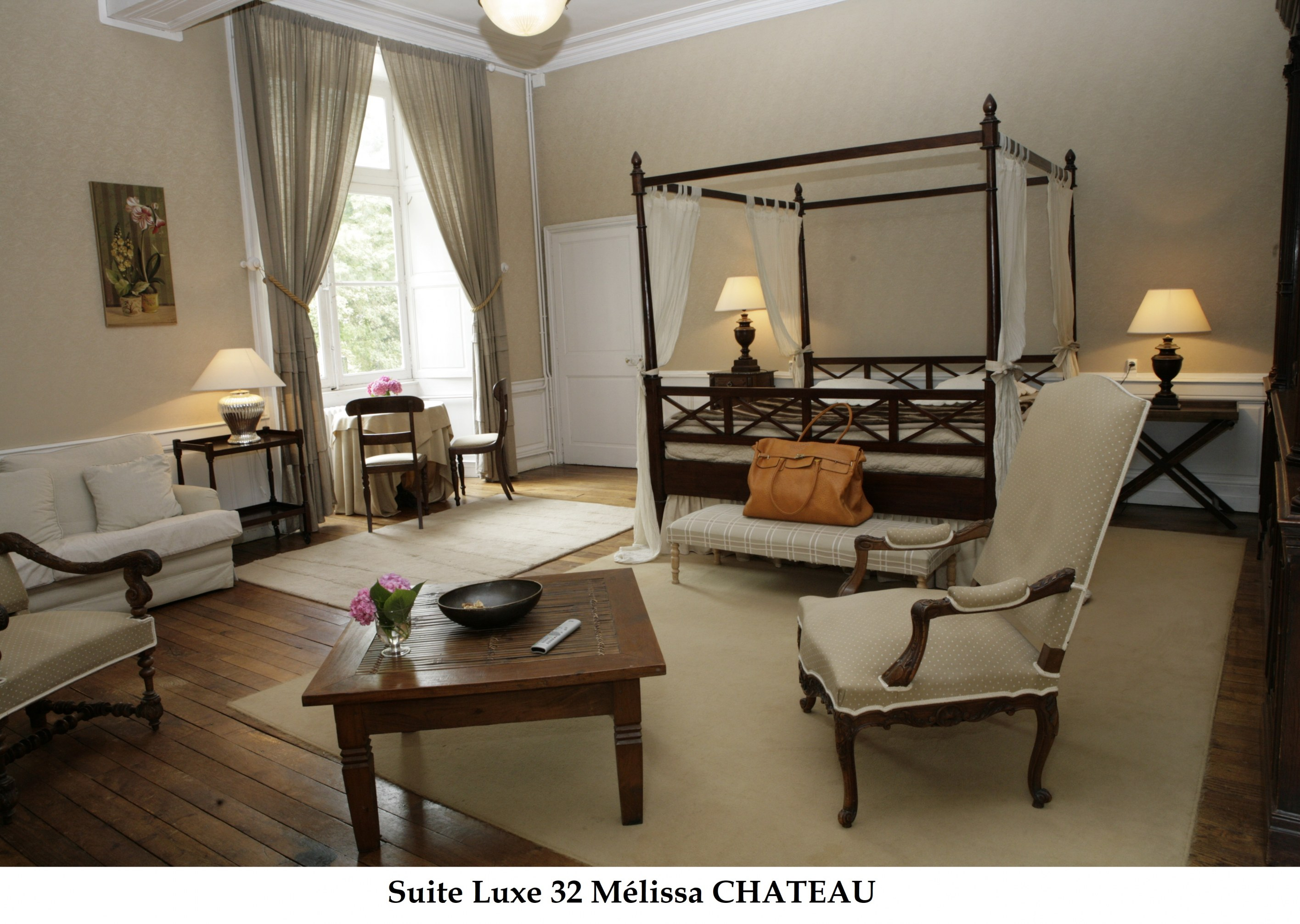 Suite luxe