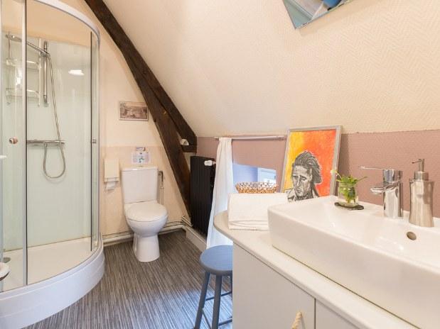 la salle de bain des artistes