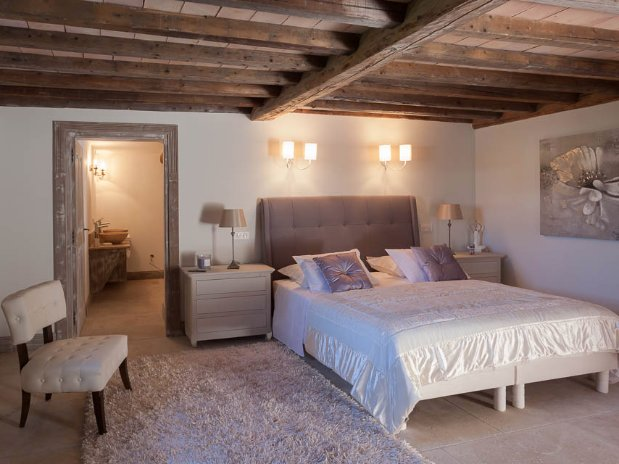 chambre bastide maison hotes luxe  provence