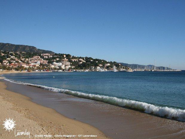 anglade beach view
