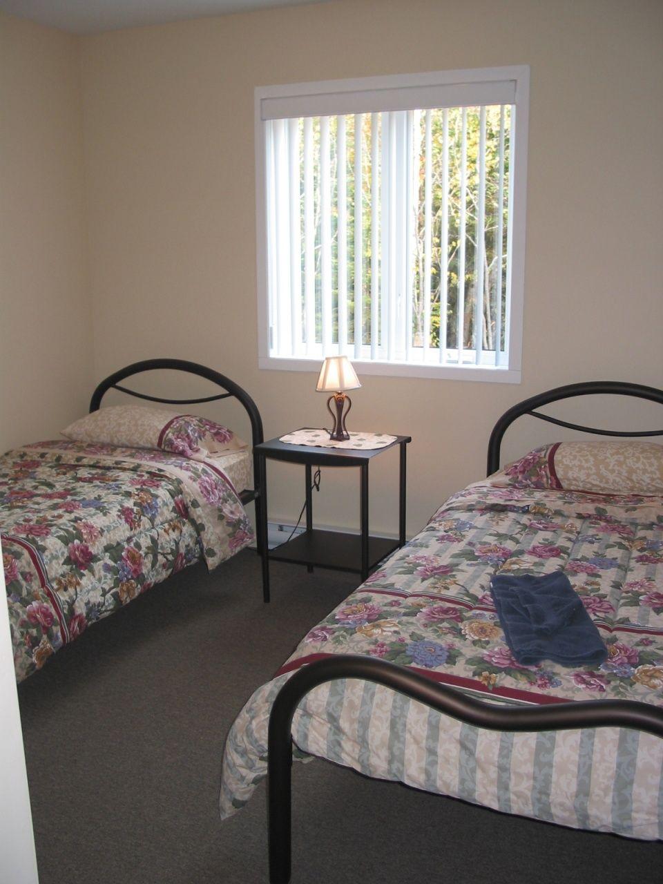 chalet-monts-valin-deux-lits