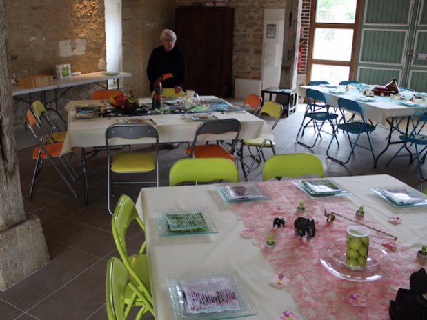 salle réception Beauchots Troyes Champagne
