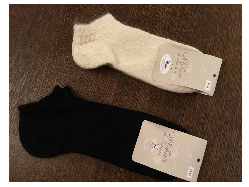 Socquettes Mohair