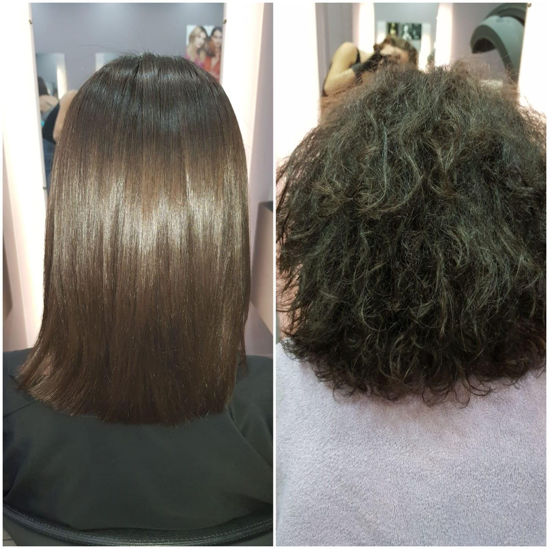 Keratine est ce bon pour les cheveux