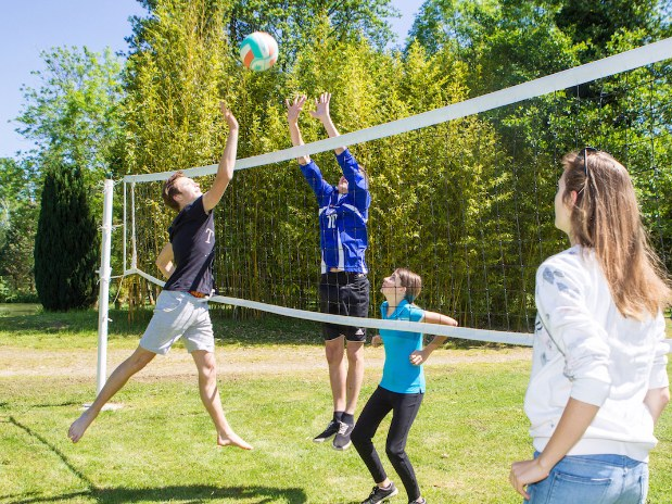 Terrain de Volley