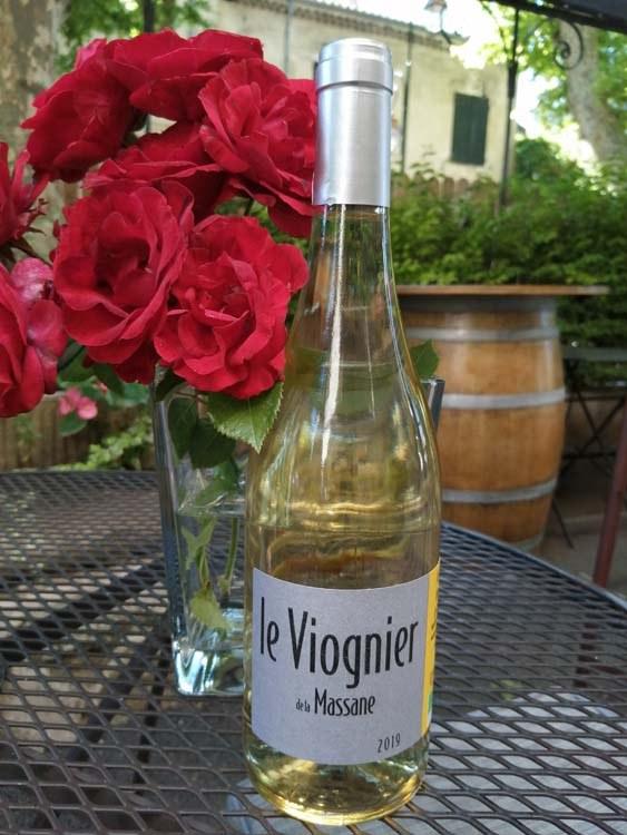 5.Domaine de la Massane. Le Viognier. IGP Vin de Pays de Vaucluse