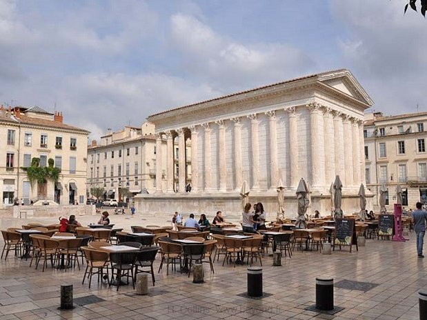 arenes nimes-camping l'olivier