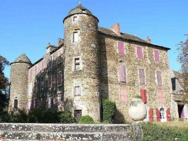 Schloss Le Bosc, Haus von Toulouse Lautrec