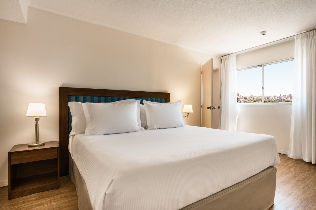 05 Habitación Junior Suite - Days Inn Montevideo 2019