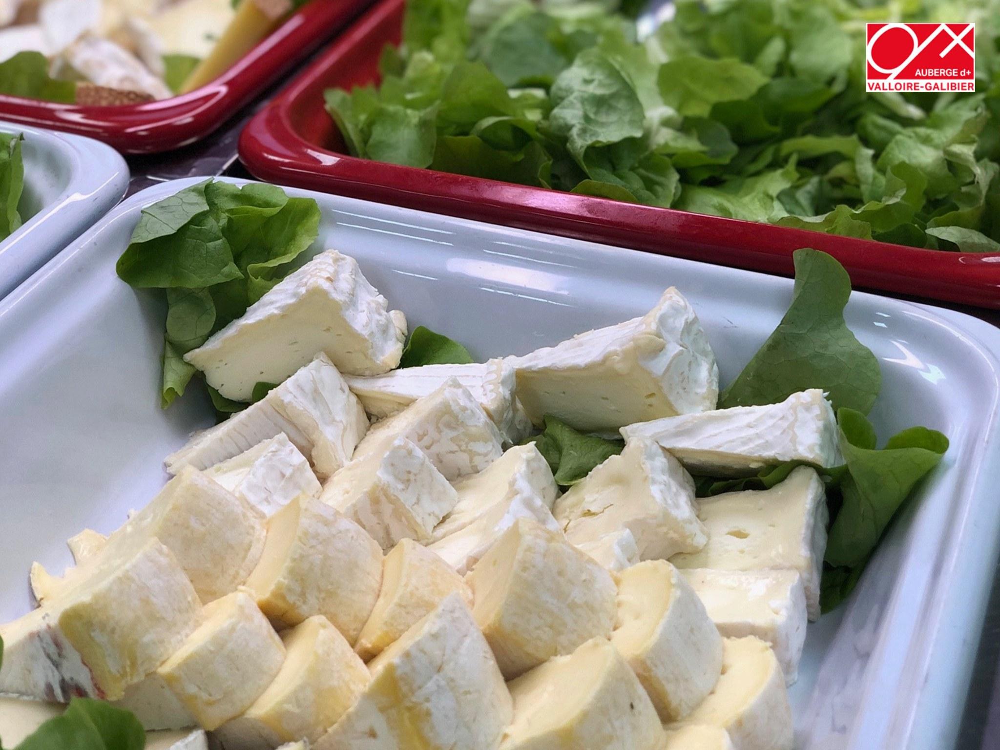 Plateau de fromages Ravito'