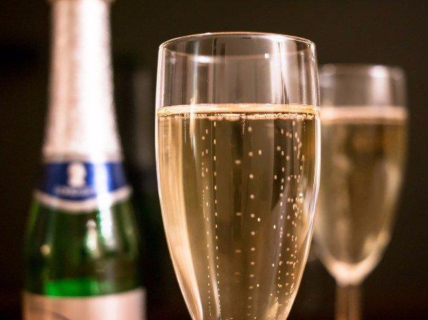 Soirée Champagne!