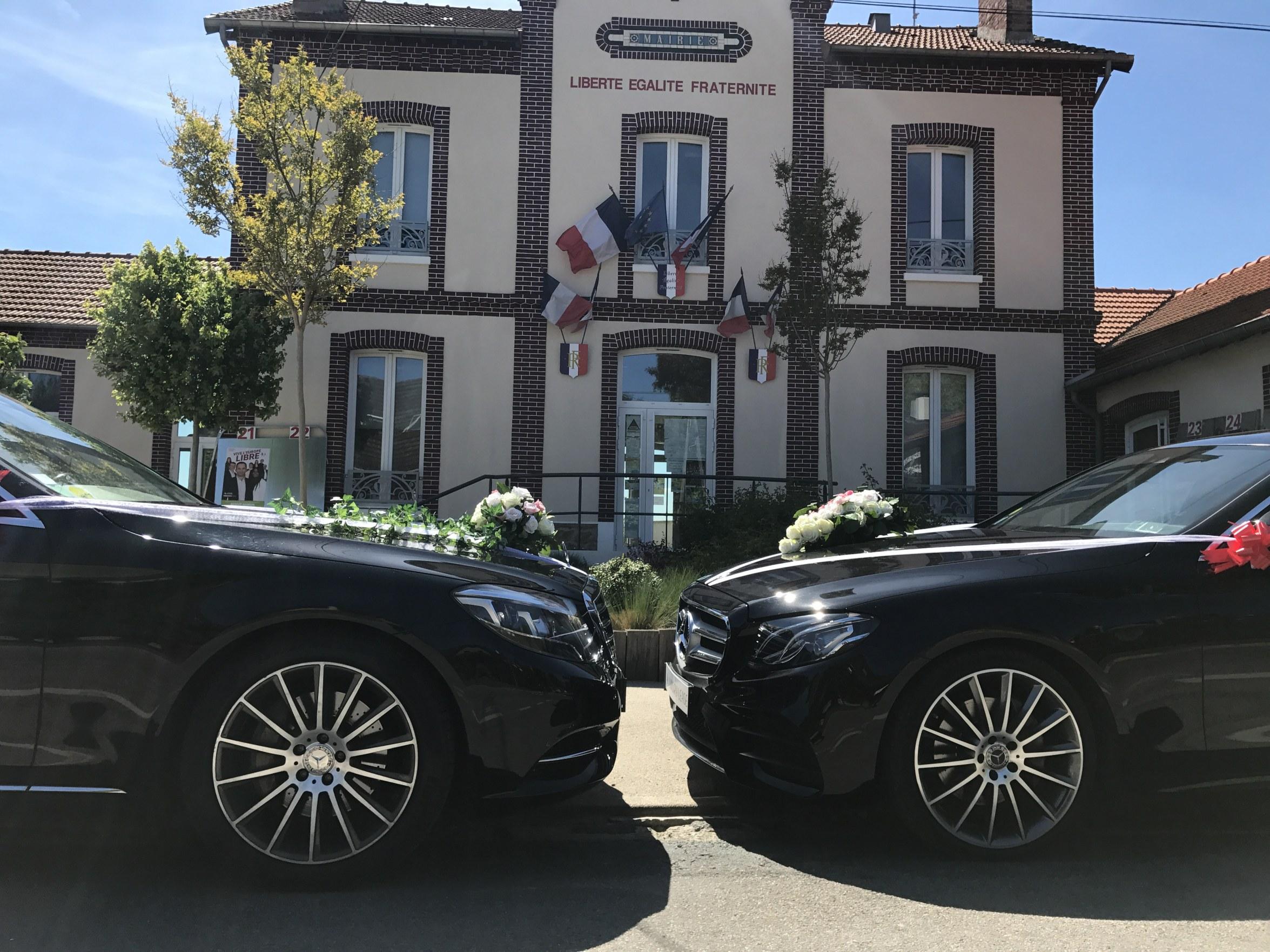 Mercedes mairie