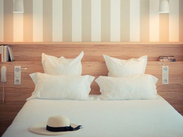 La chambre d'Ami de Georgette Hotel Marin Laval