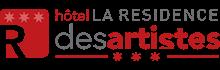 logo hôtel La Residence des Artistes Roscoff