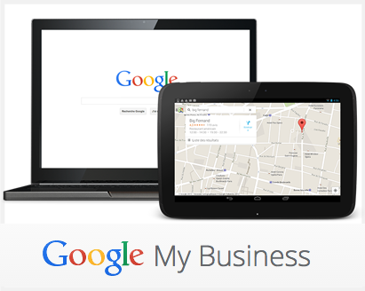 google my business es