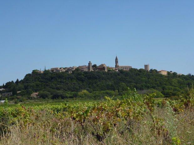 La Bastide des pins Castillon-du-Gard