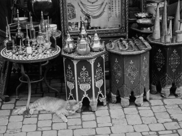handicraft - riad chamali - marrakech - morocco
