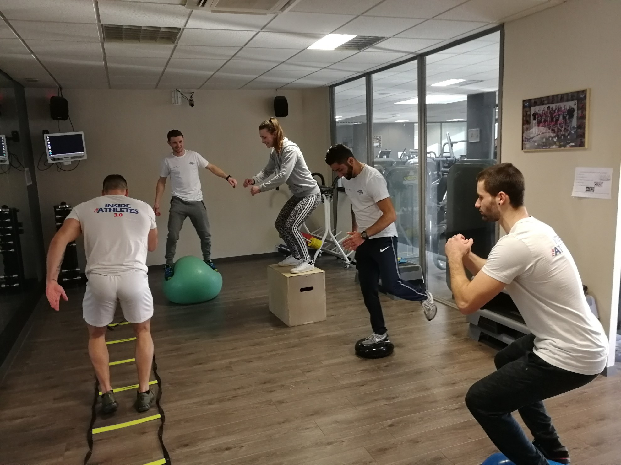 salle de coaching Besançon Fitness