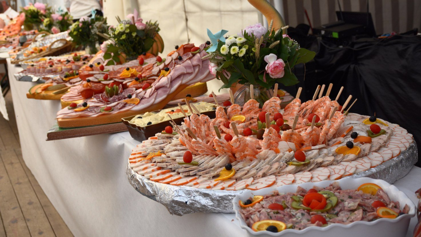 Buffet Traiteur l'Escale Digoin
