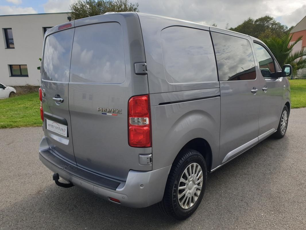 Toyota PROACE D-4D 120 CABINE APPROFONDIE