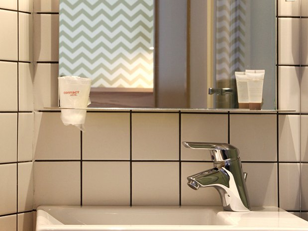 chambre d'amis-208-Marie-hotel marin-laval-salle de bain