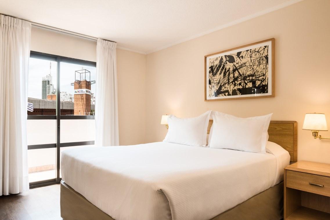 Habitación Standard Matrimonial - Days Inn Montevideo 2019