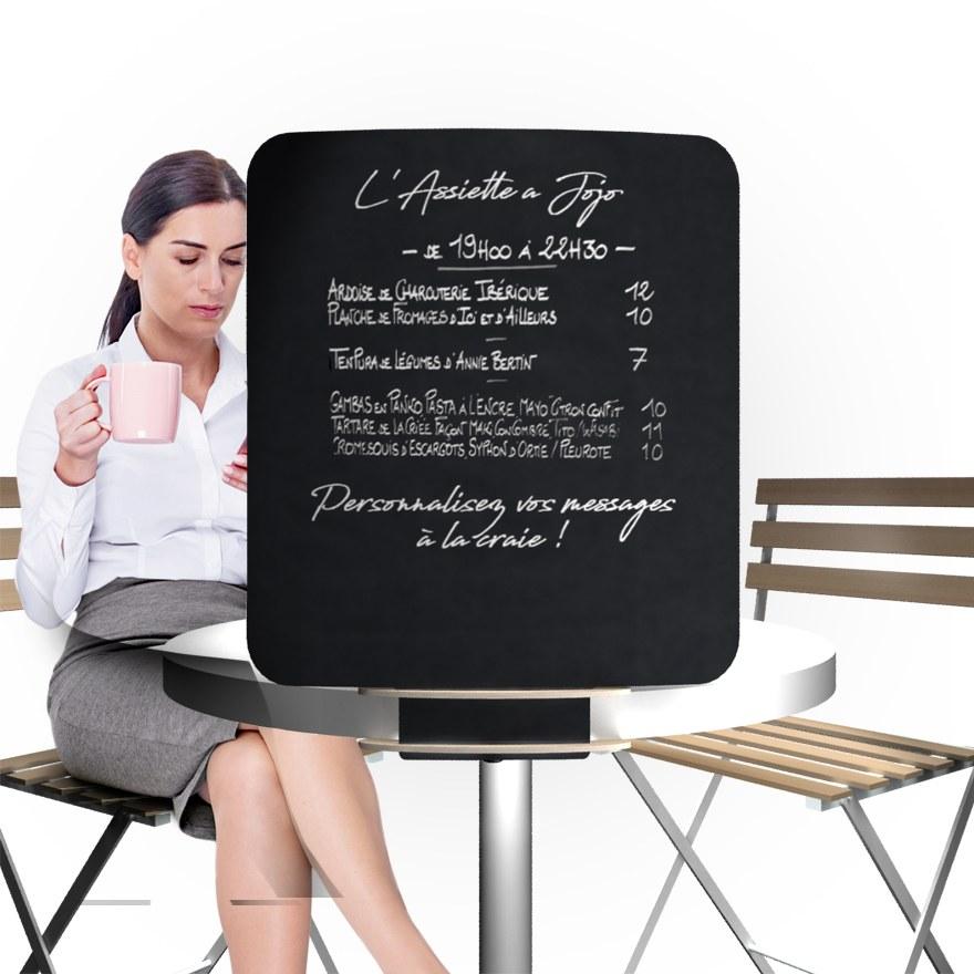 Séparateurs de table restaurants