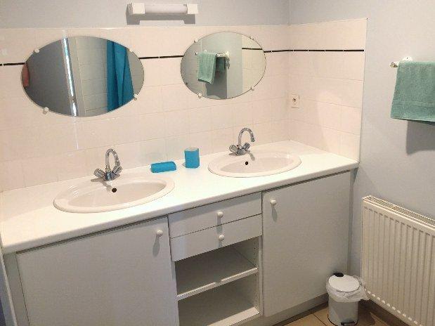 salle de douche 2 vasques