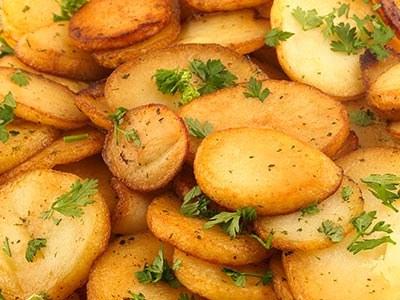 Pommes-de-terre-sautées