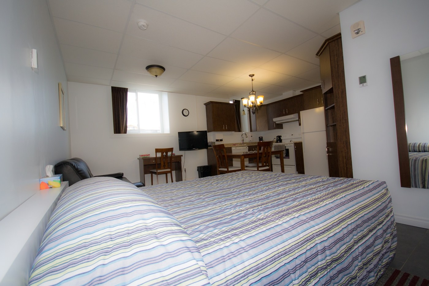 hotel-chapais-chambre-appaetement-lit