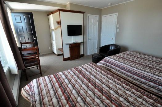 motel-st-simeon-charlevoix-interieur-deux-lits