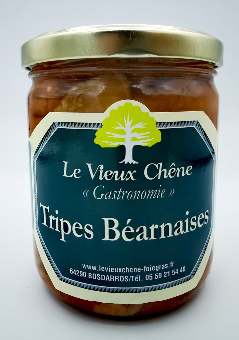 Tripes Béarnaises - le vieux chêne - charcuterie - vallée d'aspe - local