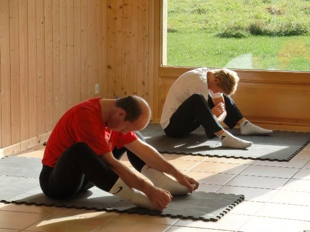 stretching rando jura