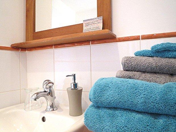 Salle de bains Buèges